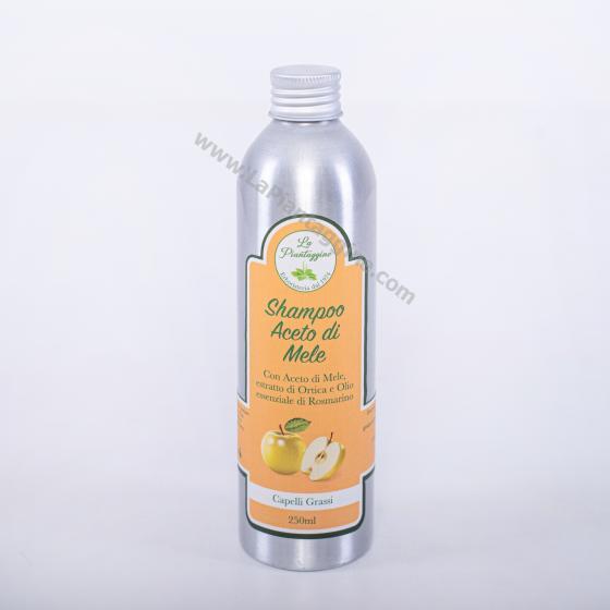 Capelli grassi - Shampoo all'Aceto di Mele