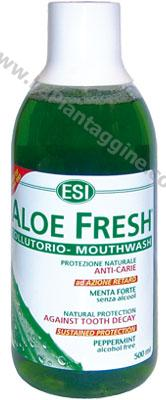 Prodotti a base di Aloe - Aloe Fresh Colluttorio 500ml