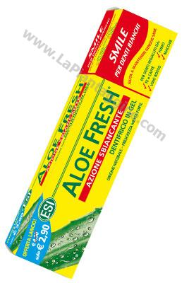 Aloe - Aloe fresh Dentifricio Sbiancante