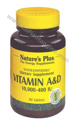 Vitamina A - Vitamina A&D 10000-400 idrosolubile