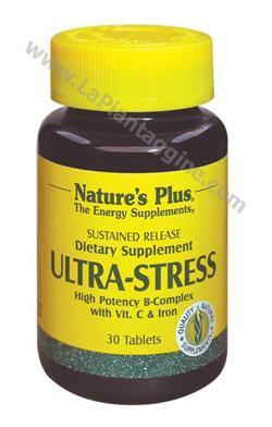 Vitamina B - Ultra Stress complesso B, C e ferro