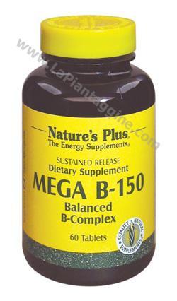 Vitamina B - Mega B 150 complesso mg 150