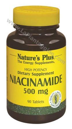 Vitamina B - Niacinamide 500 mg