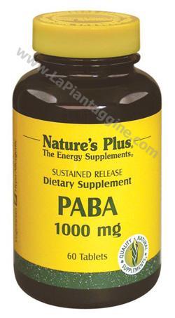 Vitamina B - Paba 1000