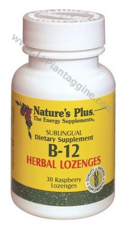 Vitamina B - Vitamina B12 Sublinguale mcg 1000