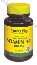 Vitamina B6 Piridossina 100 mg