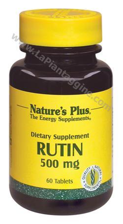 Antiossidanti - Rutina