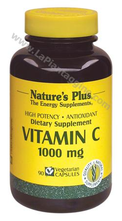 Vitamina C - Vitamina C cristalli 1000 mg 90 capsule
