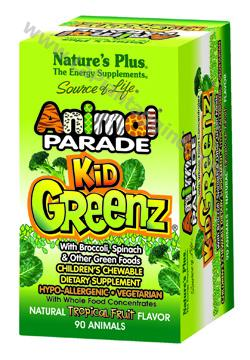 Bambini - Animal Parade Kidgreenz