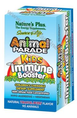 Integratori alimentari - Animal Parade Kids Immune Booster