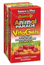 Per Bambini Animal Parade Vita Gels
