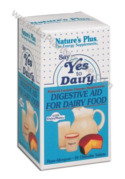 Fermenti lattici e Enzimi - Say Yes to Dairy