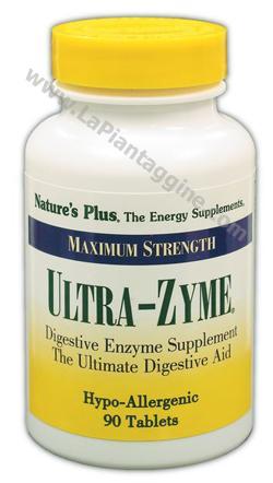 Fermenti lattici e Enzimi - Ultra Zyme