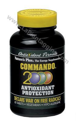 Antiossidanti - Commando 2000 antiossidanti