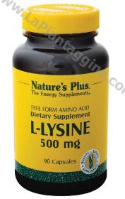 Aminoacidi - L-Lisina