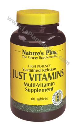 Multivitaminici e Multiminerali - Just Vitamins