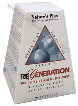 Multivitaminici e Multiminerali - Regeneration