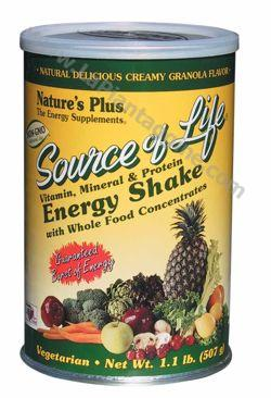 Multivitaminici e Multiminerali - Source of Life Energy Shake
