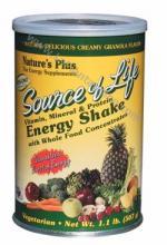 Multivitaminici e Multiminerali Source of Life Energy Shake