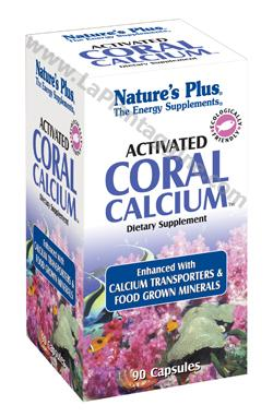 Integratori alimentari - Activate Coral Calcium