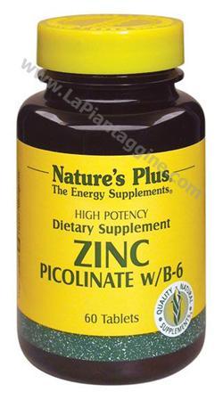 Zinco Picolinato con B 6