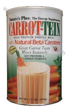 Energetici - Carrot Tein