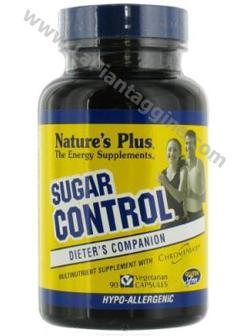 Benessere del corpo - Sugar Control cromo composto