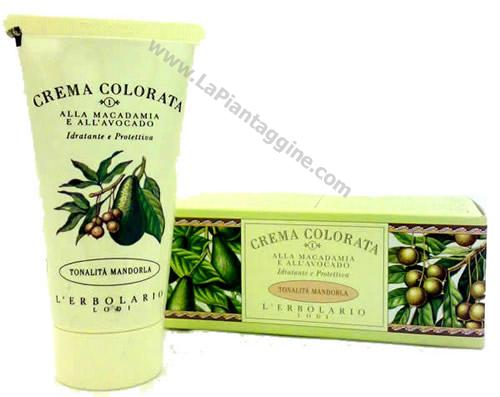 Trucco per viso - Crema colorata Mandorla n1   L Erbolario