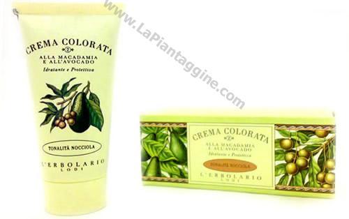 Prodotti viso - Crema colorata Nocciola n2  L Erbolario