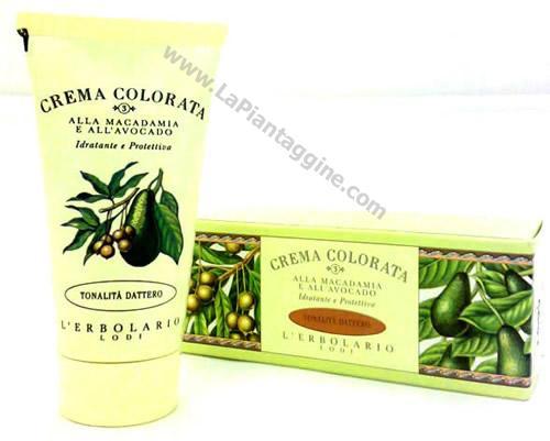 Trucco per viso - Crema colorata Dattero n 3 L Erbolario