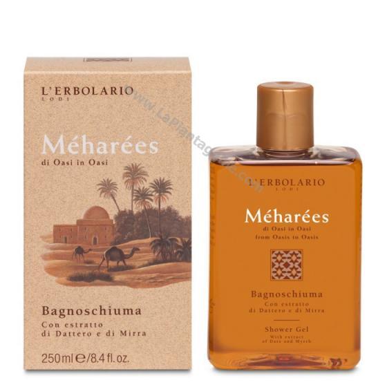 Igiene personale - Bagnoschiuma meharees L'ERBOLARIO