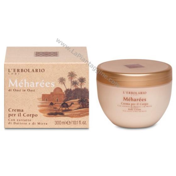 Creme e prodotti Corpo - Crema Corpo meharees 300 ml L ERBOLARIO
