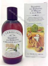 Shampoo Shampoo all'estratto di miglio e soja L ERBOLARIO