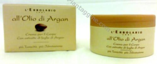 Crema Corpo olio di argan