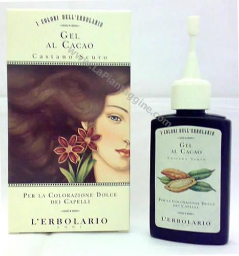 Riflessante capelli - Gel Riflessante Castano Scuro L'Erbolario