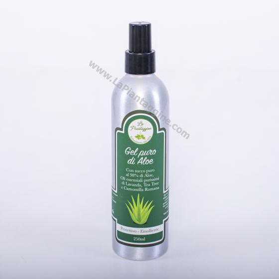 Aloe Vera - Gel Aloe con oli essenziali