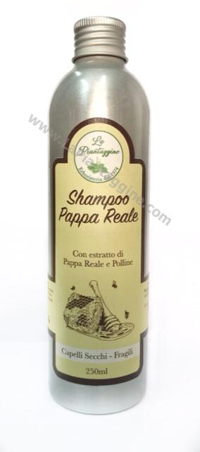 Shampoo - Shampoo alla Pappa reale capelli fragili