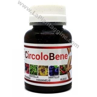 Apparato circolatorio Circolobene (circolazione) 60 capsule