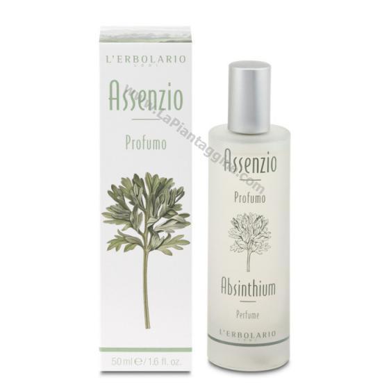 Profumi e deodoranti - Assenzio Profumo 50 ml L ERBOLARIO