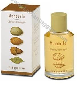 Olii per il corpo - Olio da Massaggio Mandorla