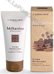 Deodoranti - Crema deodorante Meharess