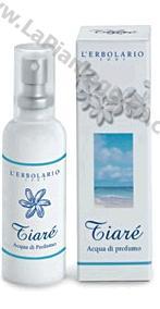 Profumi e Deodoranti - Acqua di Profumo 50 ml Tiarè L ERBOLARIO