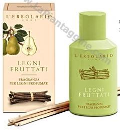 Diffusori per l'ambiente - Fragranza per legni Profumati (Profumatore Ambienti) Legni Fruttati