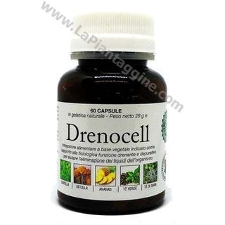 Drenanti - Drenocell 60 capsule