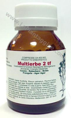 Intestino pigro - Multierbe 2 tf