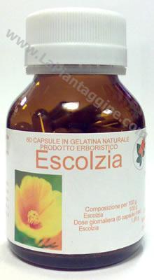 Vitamine - Escolzia 60 cps