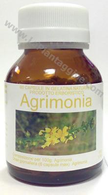Erbe in capsule - Agrimonia