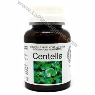 Erbe Standardizzate - Centella 60cps