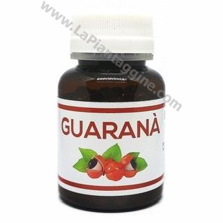 Vitamine - Guaranà 60 cps guarana'