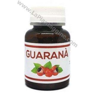 Vitamine - Guaranà 60 cps guarana'